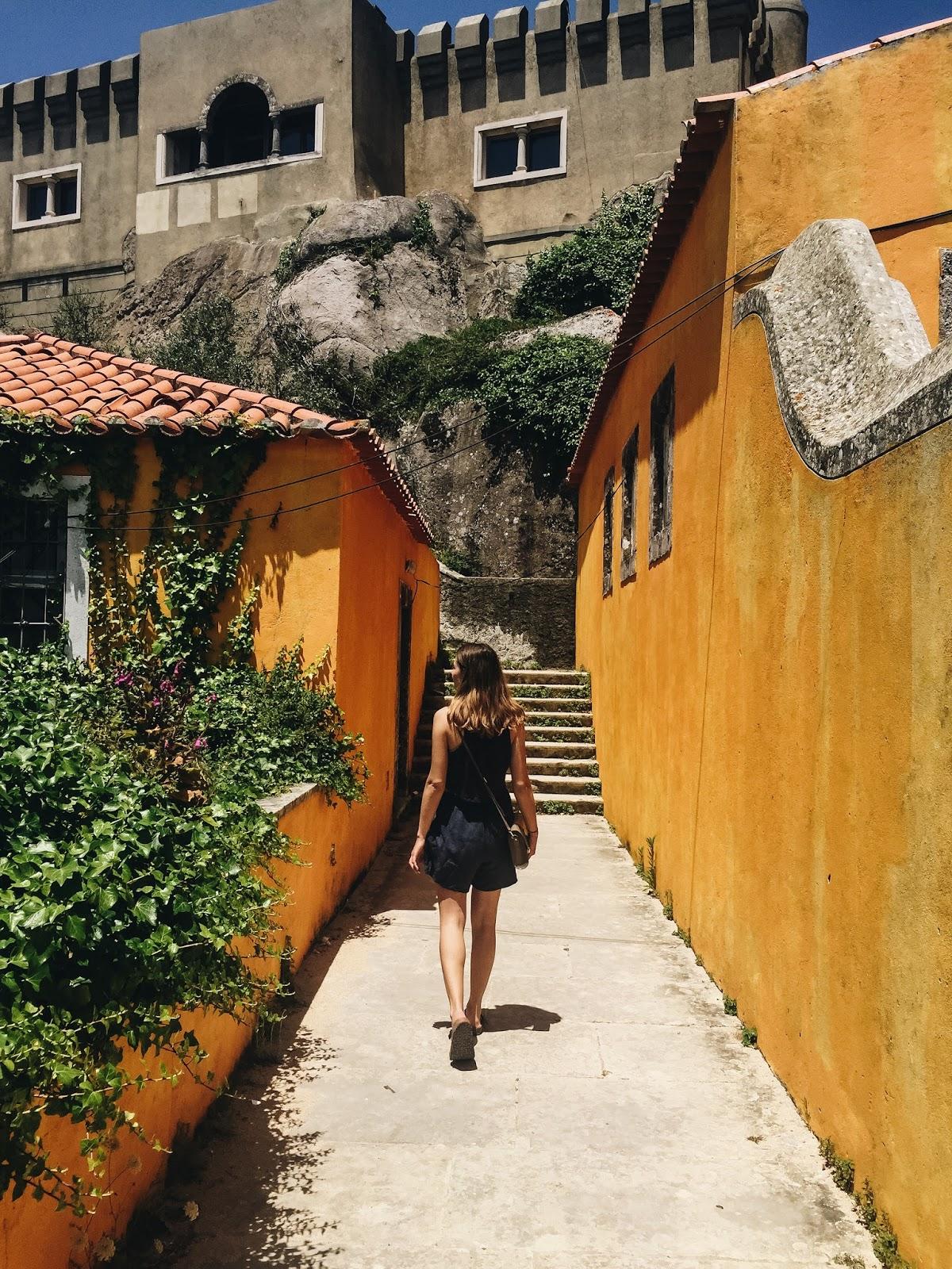 Roadtrip zum Sintra National Park