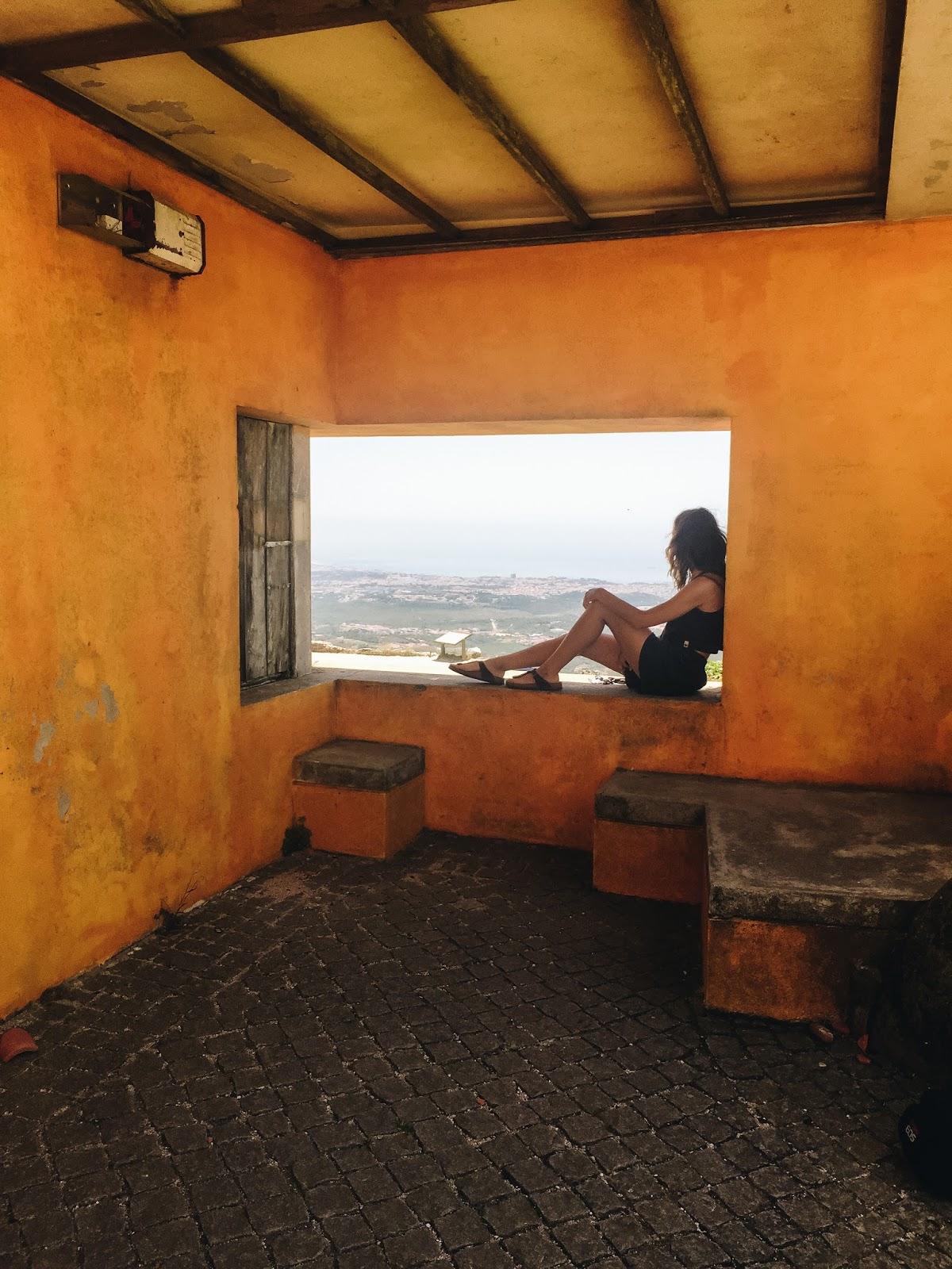 Aussichtspunkt im Sintra National Park