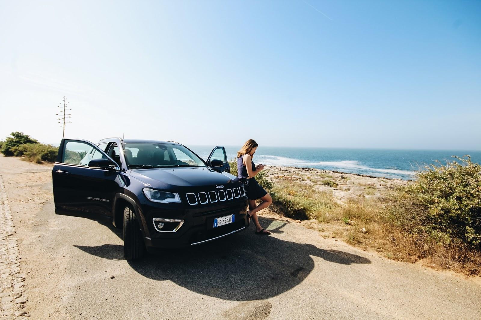 Roadtrip zum Sintra National Park mit Jeep
