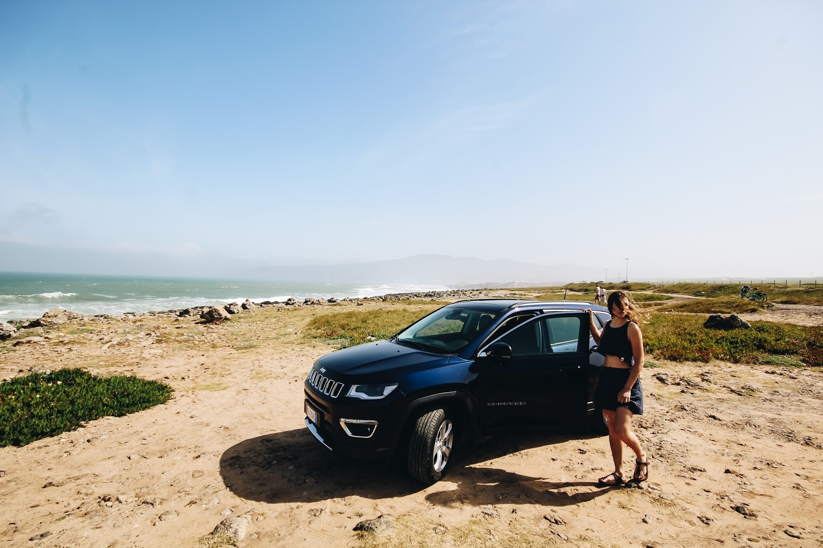 Roadtrip in Portugal mit Jeep