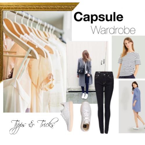 Capsule Wardrobe: Wie man in 3 einfachen Schritten seinen Stil findet