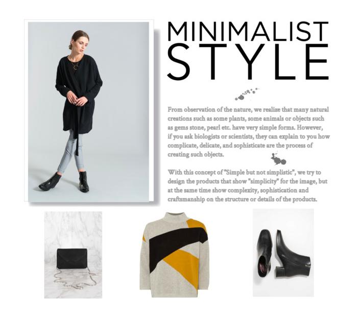 Mehr minimalismus im kleiderschrank sophisticated sisters for Minimalismus klamotten