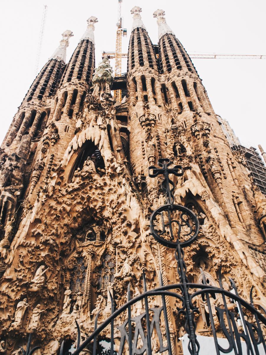Sagrada Familia Barcelona Highlights Sophisticated Sisters Lifestyle Travel Blog Vienna