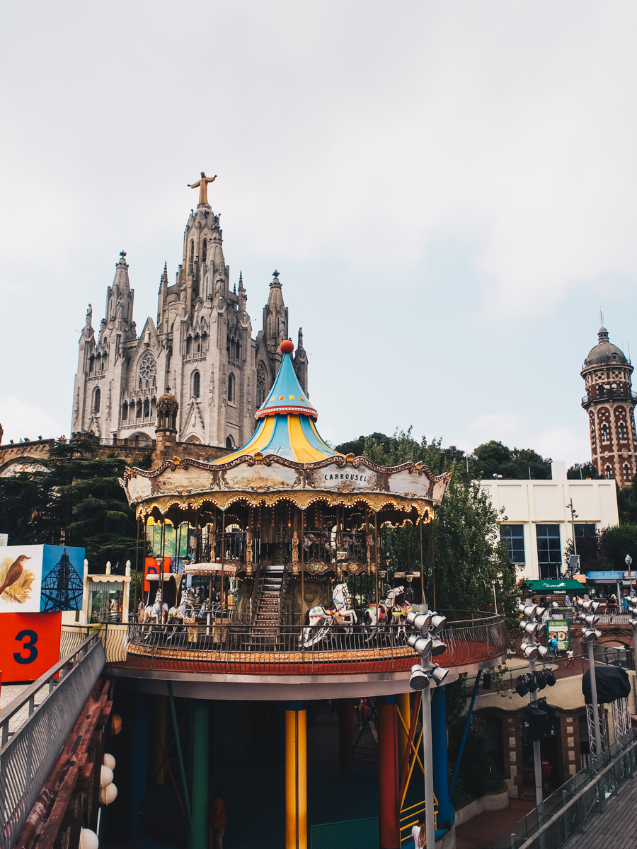tibidabo berg barcelona aussicht sophisticated sisters lifestyle travel blog vienna austria