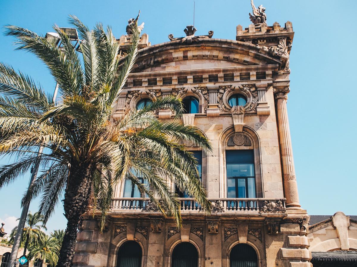 Montjuïc barcelona highlights sophisticated sisters lifestyle travel blog vienna austria